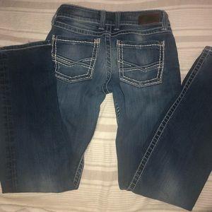 Bke culture jeans 28x31 1/2